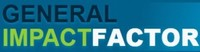 Indexed by General Impact Factor (GIF)